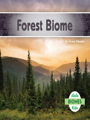 cover image of Forest Biome